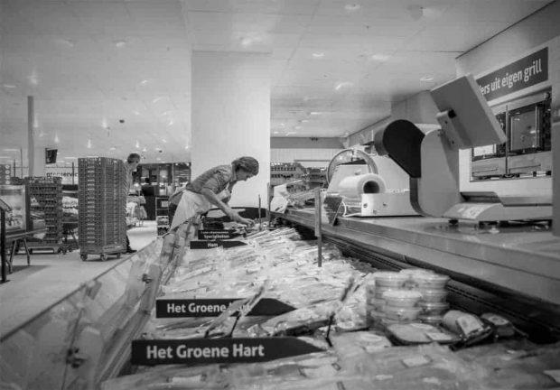 Hoogvliet supermarkt