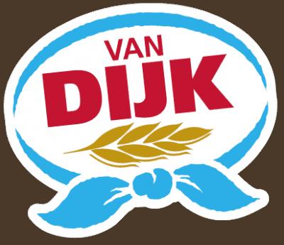 logo van dijk banket