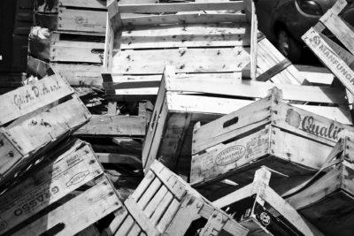 houten boxen